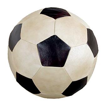 Футбольный мяч — с давних времен и до