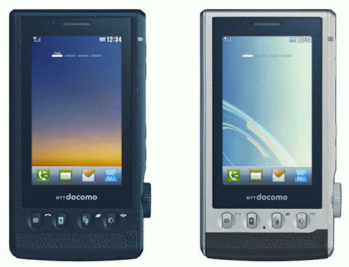 Телефон или камера LG L-03C