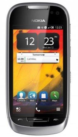 Nokia 701 – новый смартфон на Symbian Belle
