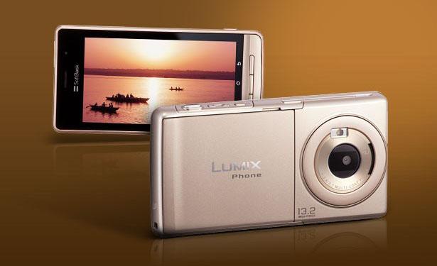Новый камерофон - Panasonic Lumix 101P