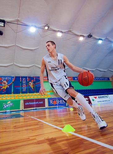 Финал юношеской баскетбольной лиги