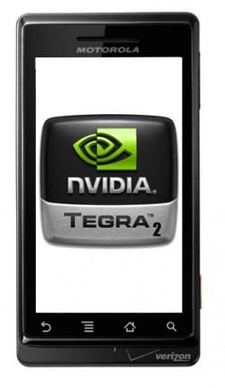 Motorola Olympus на базе NVIDIA Tegra 2
