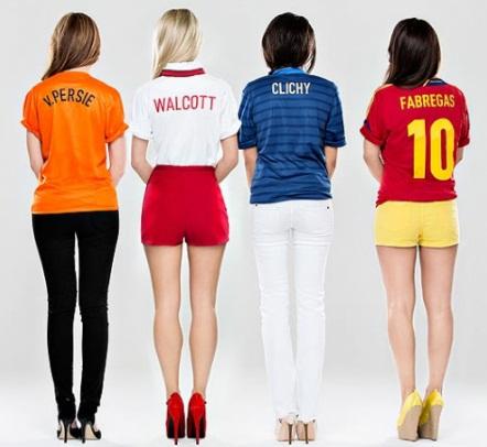 Что одеть на футбольный матч?