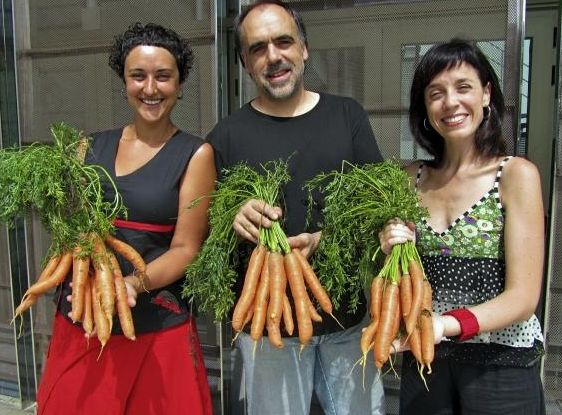 Искусство за морковку