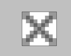 Уроки фотошопа часть 34 - Вышивка крестиком