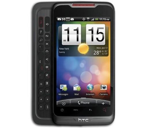Оффициальный анонс HTC Merge