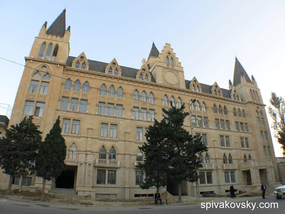 Репортаж №7 из Азербайджана. Образовательный прорыв и блеск золота