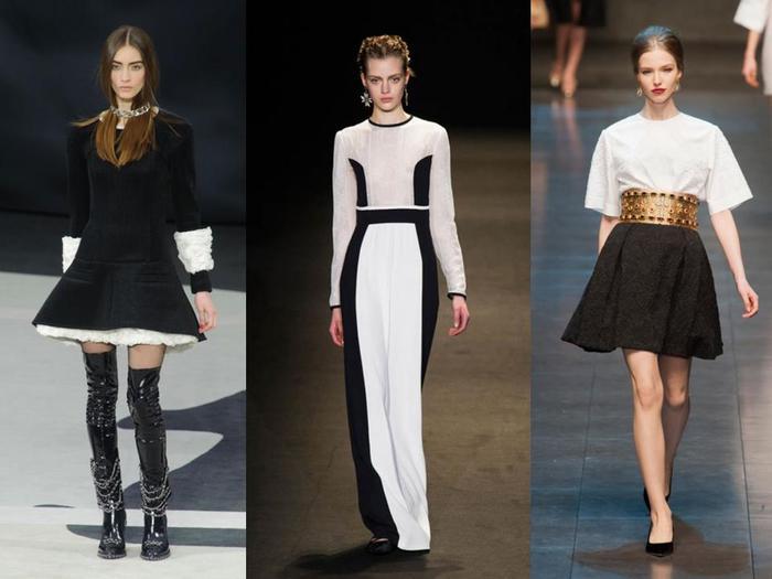 Какого цвета будет модная осень 2013?