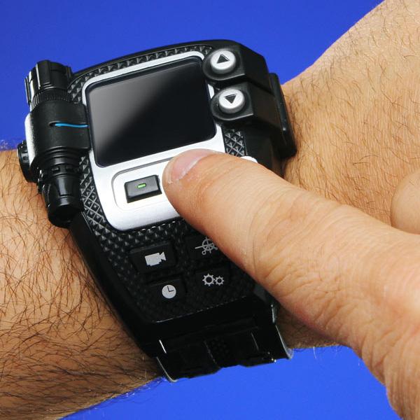 Часы для будущего Джеймс Бонда