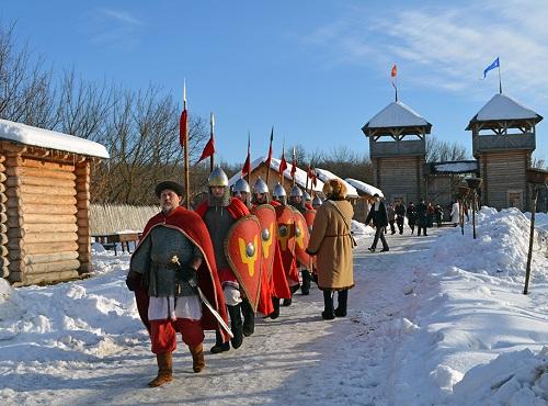 Святой Николай приглашает в Древний Киев