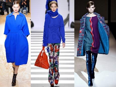 Вкуси модный цвет 2012