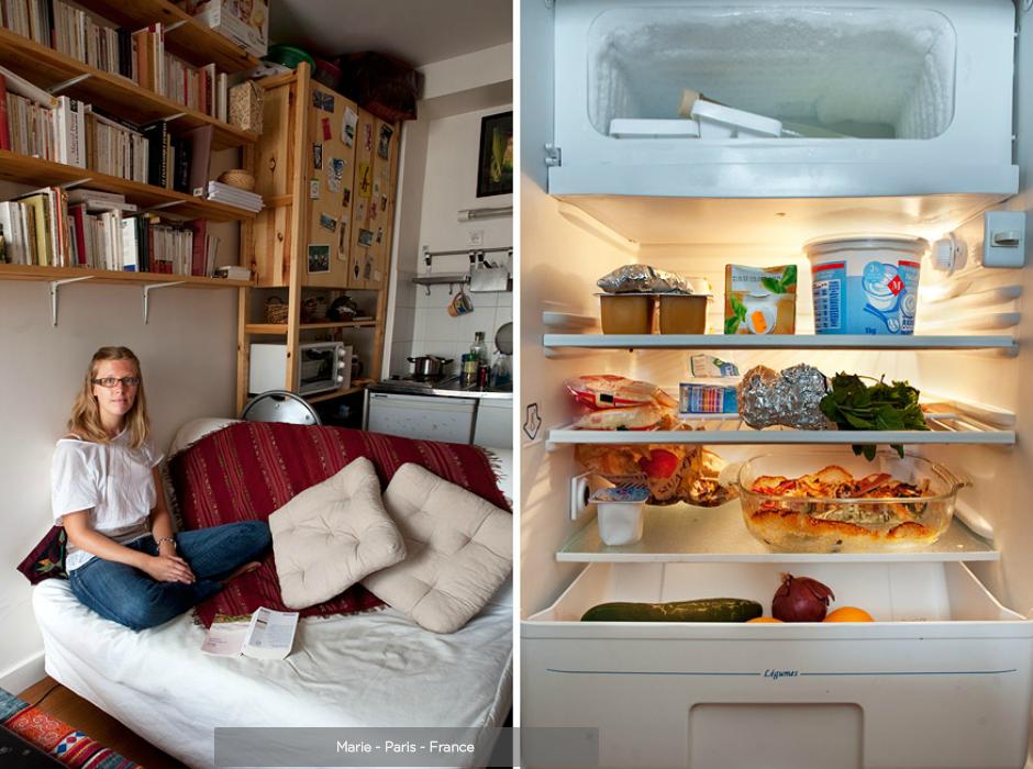Душа человека и его холодильника