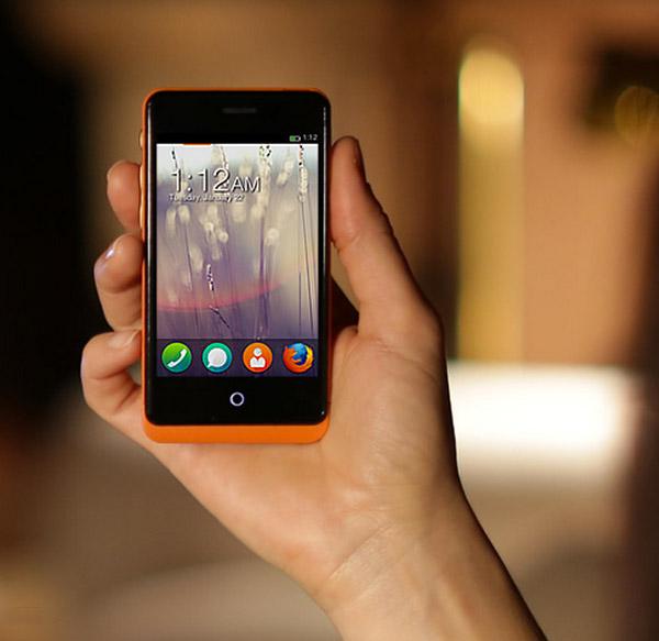 Свеженькие смартфоны от Mozilla