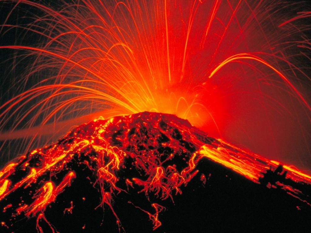 Урок – кейс «Дивовижний світ вулканів»