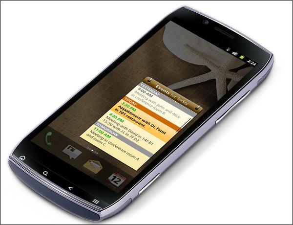 Acer Iconia Smart – уже не смартфон, но ещё не планшет