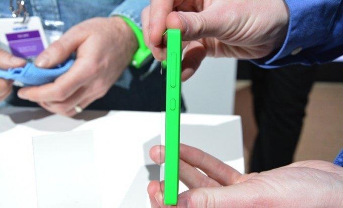 Первая в мире Nokia работающая на Android