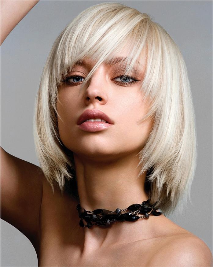 Причёски для длинных и коротких волос в коллекции красивых снимков