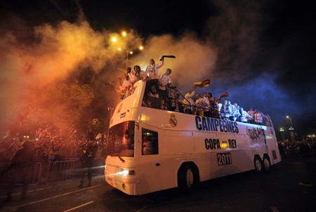 Реал разбил Кубок Короля