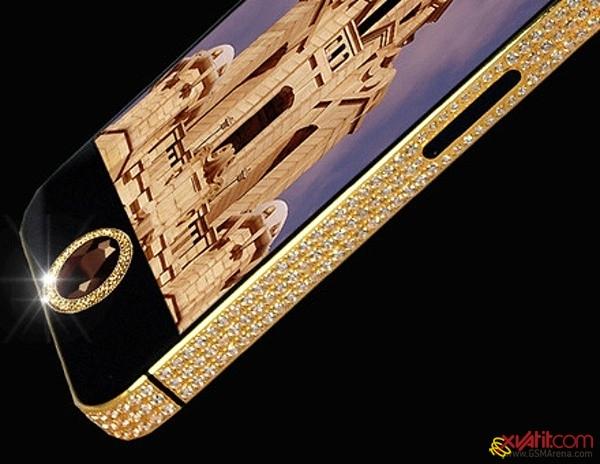 Самый дорогой телефон в мире - Apple iPhone 5