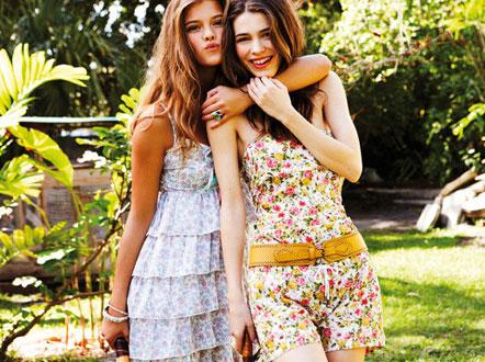 10 самых модных тенденций лета 2012