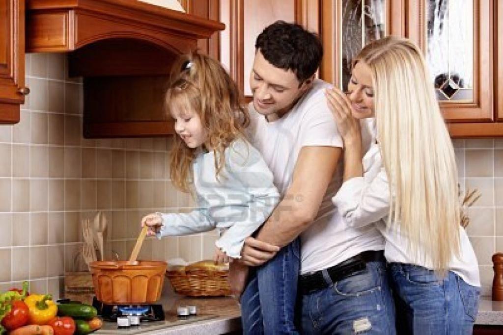 Превращаем кухню в фотостудию