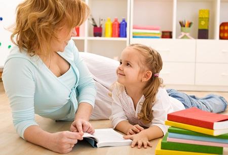 Особенности воспитание ребенка 5 лет