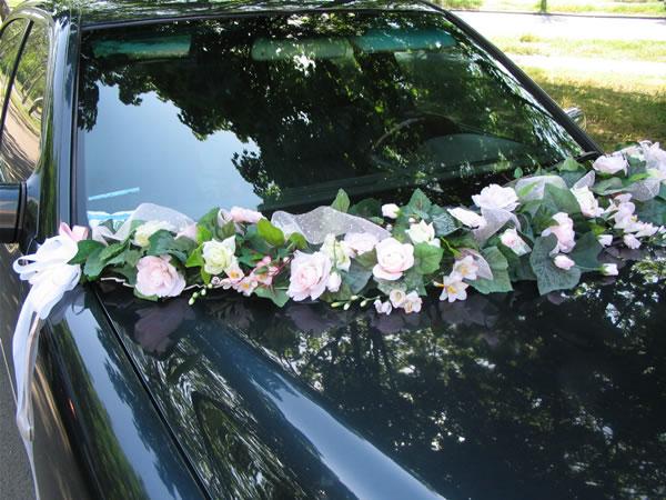 Как своими руками украсить машины на свадьбу