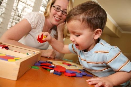 Особенности умственного воспитания детей дошкольного возраста