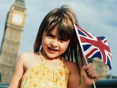 Особенности воспитания детей в Англии