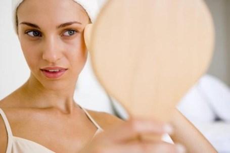 Правила ухода за жирной кожей лица