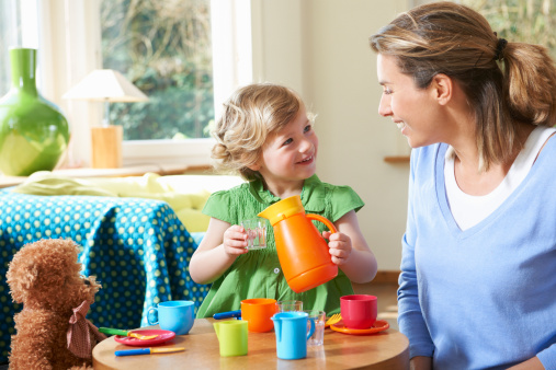 Воспитание ребенка в первые 2 года жизни