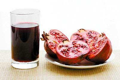 Правильное питание долгожителей. Гранатовый сок против старости.