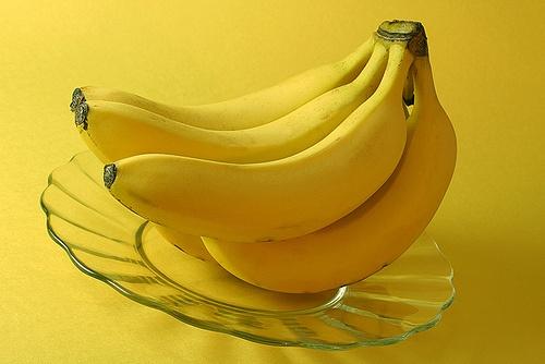 Банановая диета вкусно поможет похудеть