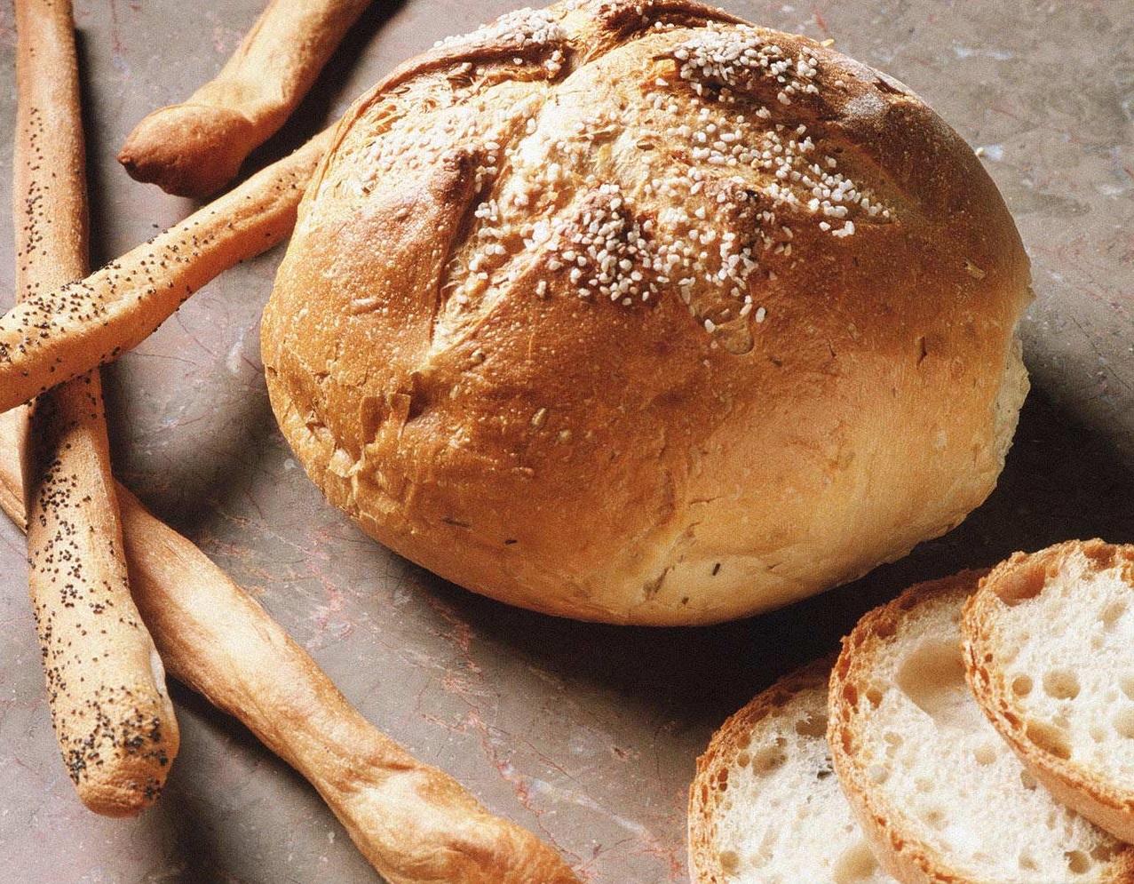 Как приготовить домашний хлеб без хлебопечки