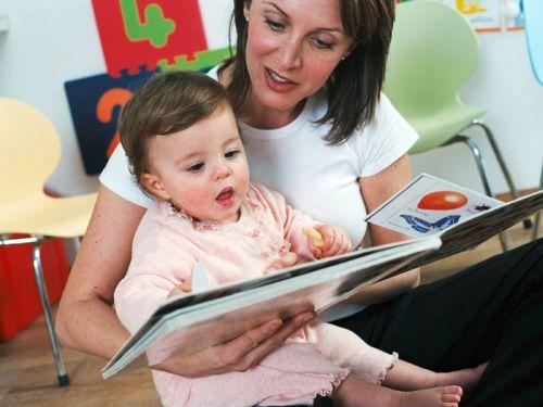 Развитие речи у детей в раннем возрасте