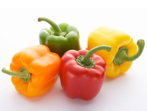 Правильное питание. Польза продуктов зависит от цвета
