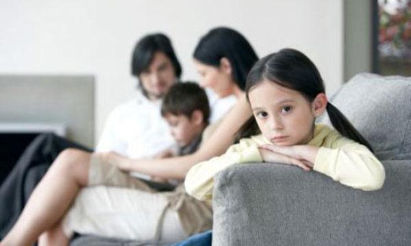 Детская ревность: психология ребенка