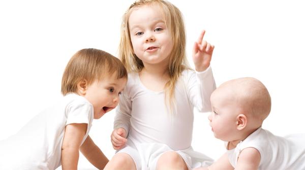 Развитие связной речи у детей