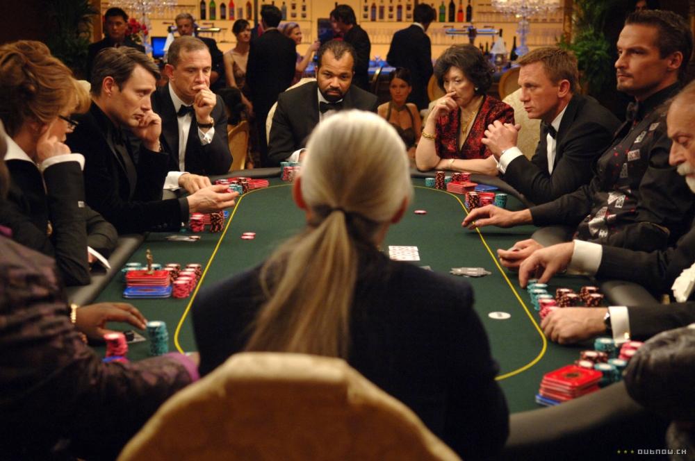 Где поиграть в профессиональный покер?