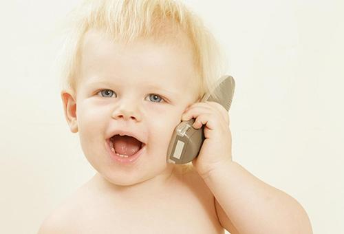 Развитие речи у ребенка до 2 лет