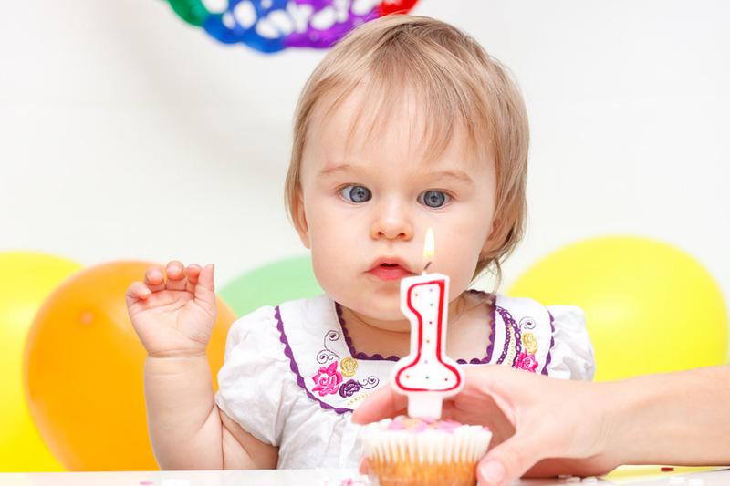 12 фото одного ребенка