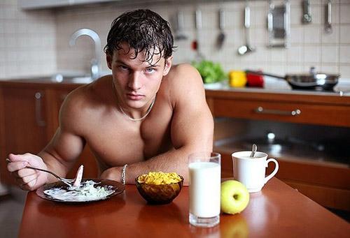 Правильное питание для мужчин