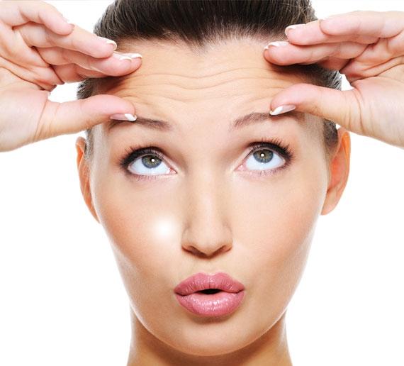 Рецепты масок для лица от морщин