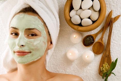 Салон красоты на дому: натуральные маски для лица