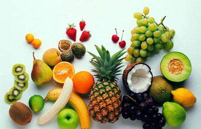 правильное питание фрукты и овощи