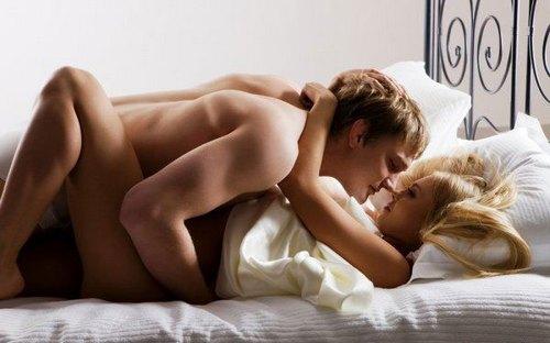 Секс в стандартных позах видео