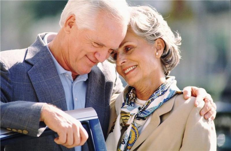 Есть ли любовь в старшем возрасте?