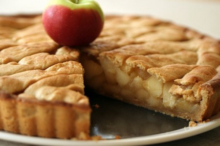 как приготовить вкусную шарлотку из яблок и груш