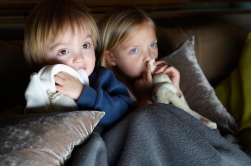 Психология ребенка: распространенные детские страхи