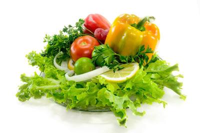 Правильное питание. Максимальная польза от зелени